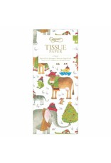Christmas Animals Tissue Paper
