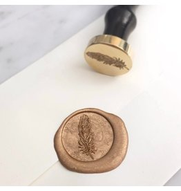 Stamptitude Feather Wax Seal
