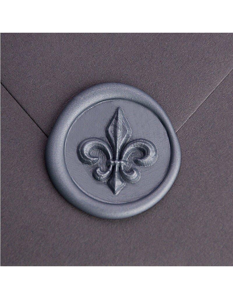 Stamptitude Stamptitude Heirloom Wax Seal Kit: Fleur De Lis
