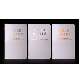 Field Notes Group Eleven Limited Edition 3-Pack