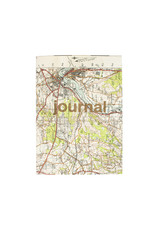 Sukie Vintage Map Journal