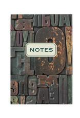 Sukie Vintage Type Notebook