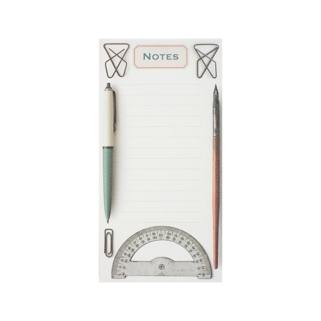 Sukie Vintage Office Notepad