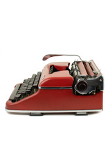 Olympia Olympia SM-3 Cursive Red