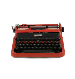 Underwood Quiet Tab Red