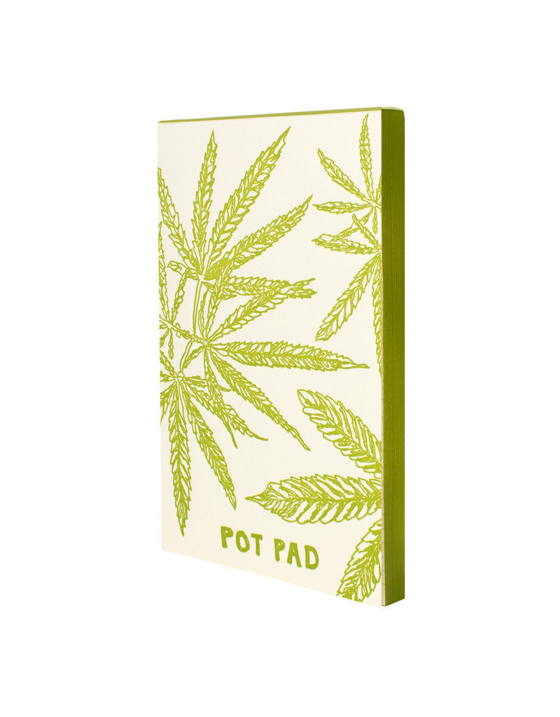 HWG Pot Pad Notepad