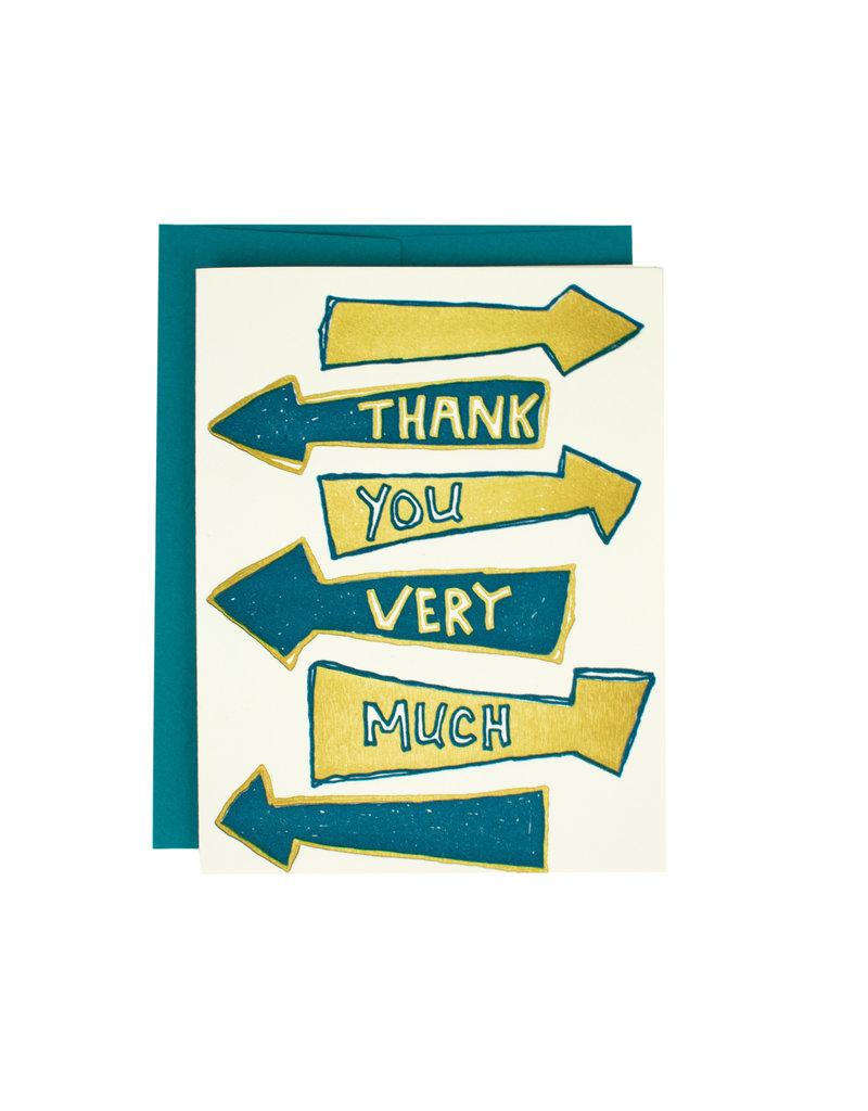 HWG Arrows Thank You