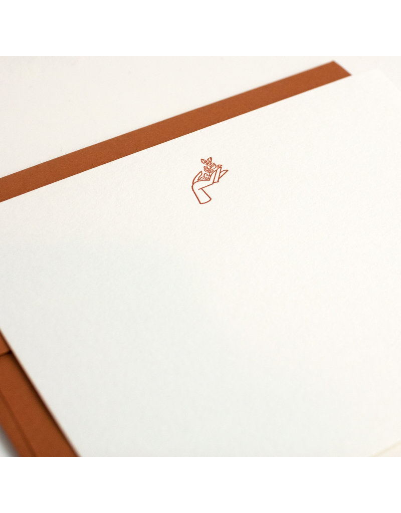 Oblation Papers & Press Hand Correspondence Cards