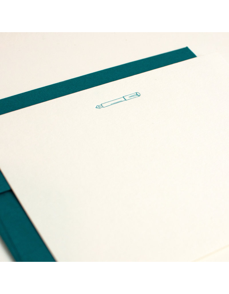 Oblation Papers & Press Pen Correspondence Cards