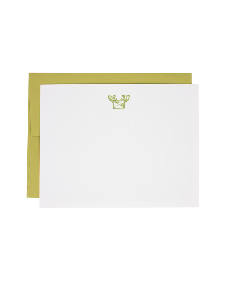 Oblation Papers & Press Envelope Correspondence Cards
