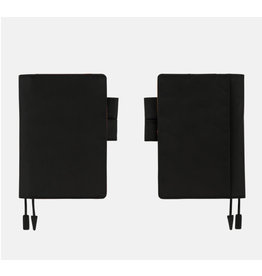 Hobonichi A5 Black x Orange Hobonichi Techo 2020