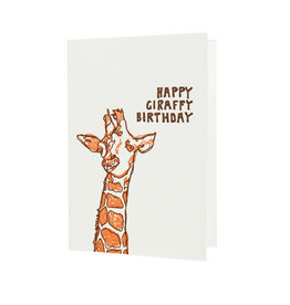 HWG happy giraffy birthday