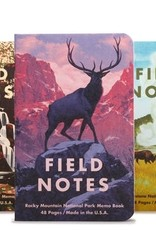Field Notes Field Notes National Parks Series C 3-Pack
