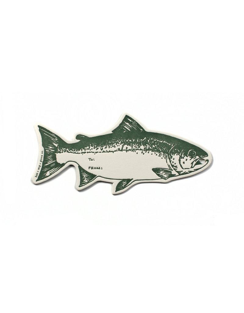 HWG hwg-fish gift tag
