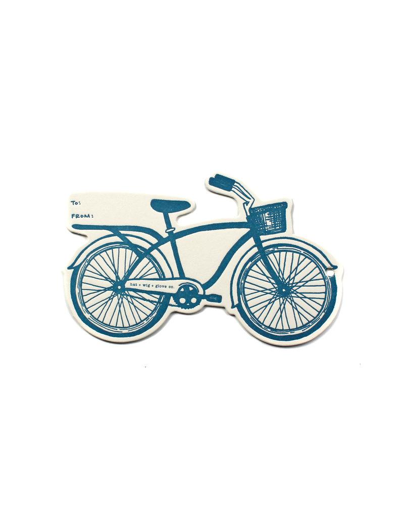 HWG Bike Gift Tag