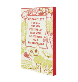 HWG Vegetable Notepad