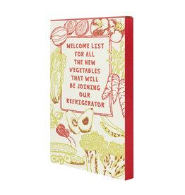 HWG Vegetable Notepad