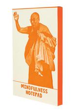 Hat + Wig + Glove Mindfulness Notepad Dalai Lama Notepad