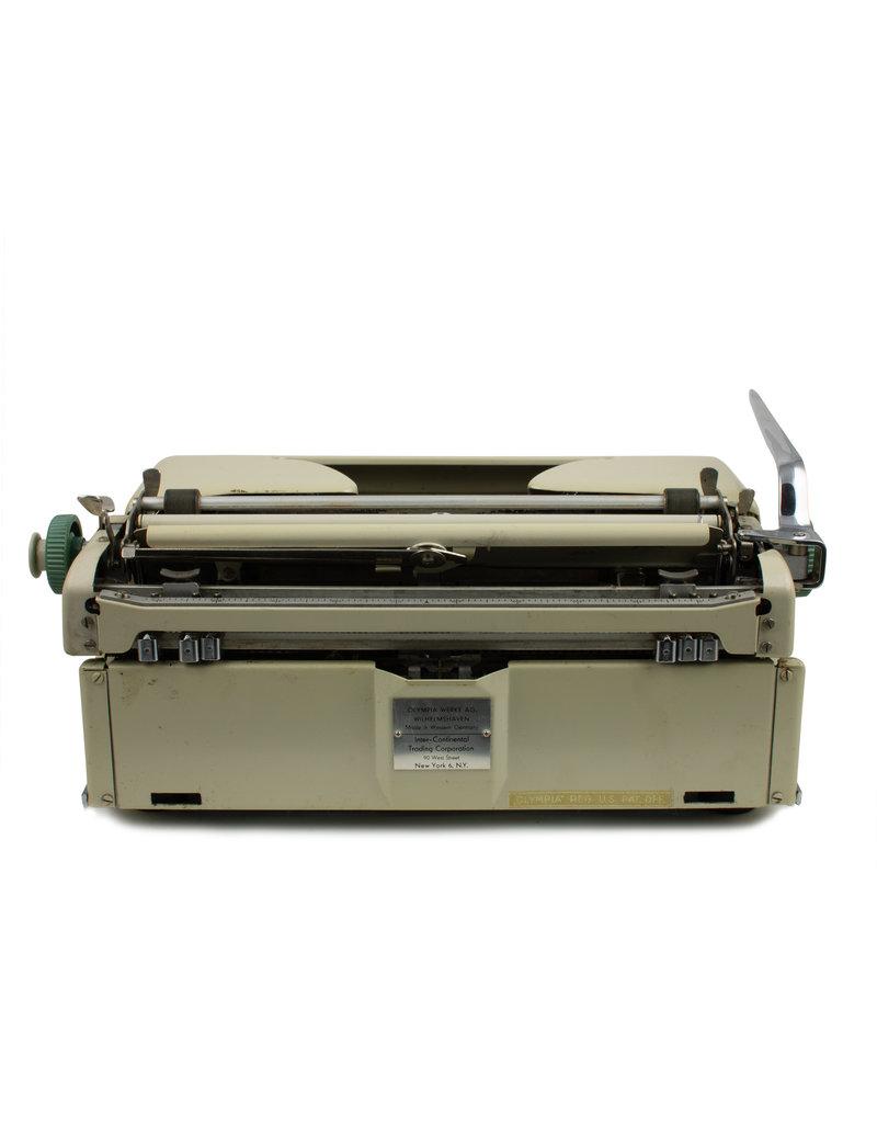 Olympia SM-3 Cursive typewriter