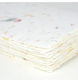 Oblation Papers & Press Handmade Paper - Floral