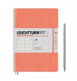 Leuchtturm A5 Bellini Softcover Notebook Ruled