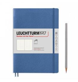 Leuchtturm Dotted Denim  Softcover Medium Notebook