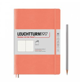 Leuchtturm A5 Bellini Softcover Notebook Dotted
