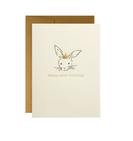 Oblation Papers & Press adorable animals bunny card