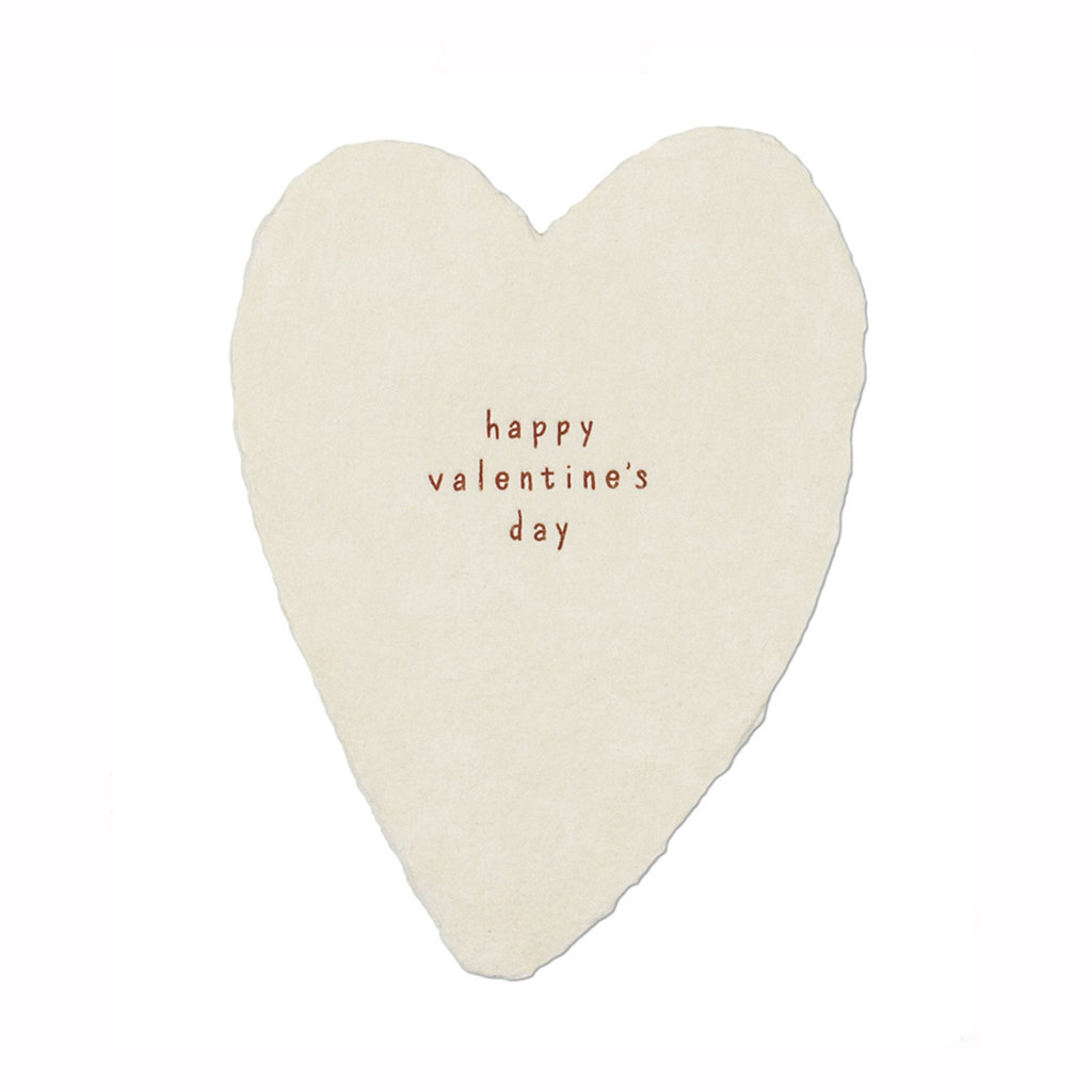 Oblation Papers & Press Happy Valentine's Day Greeted Hearts