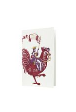 Oblation Papers & Press Happy Birthday Museum Collection Rooster