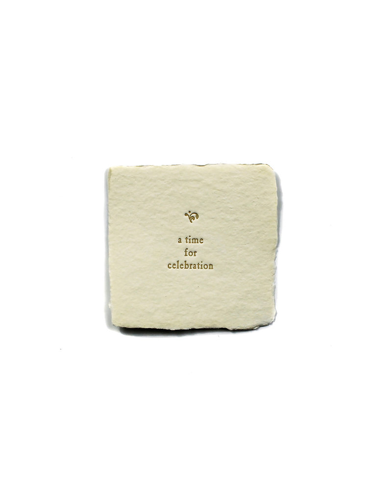 Oblation Papers & Press A Time for Celebration Petite Wishes