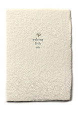Oblation Papers & Press Welcome Little One Small Salutation