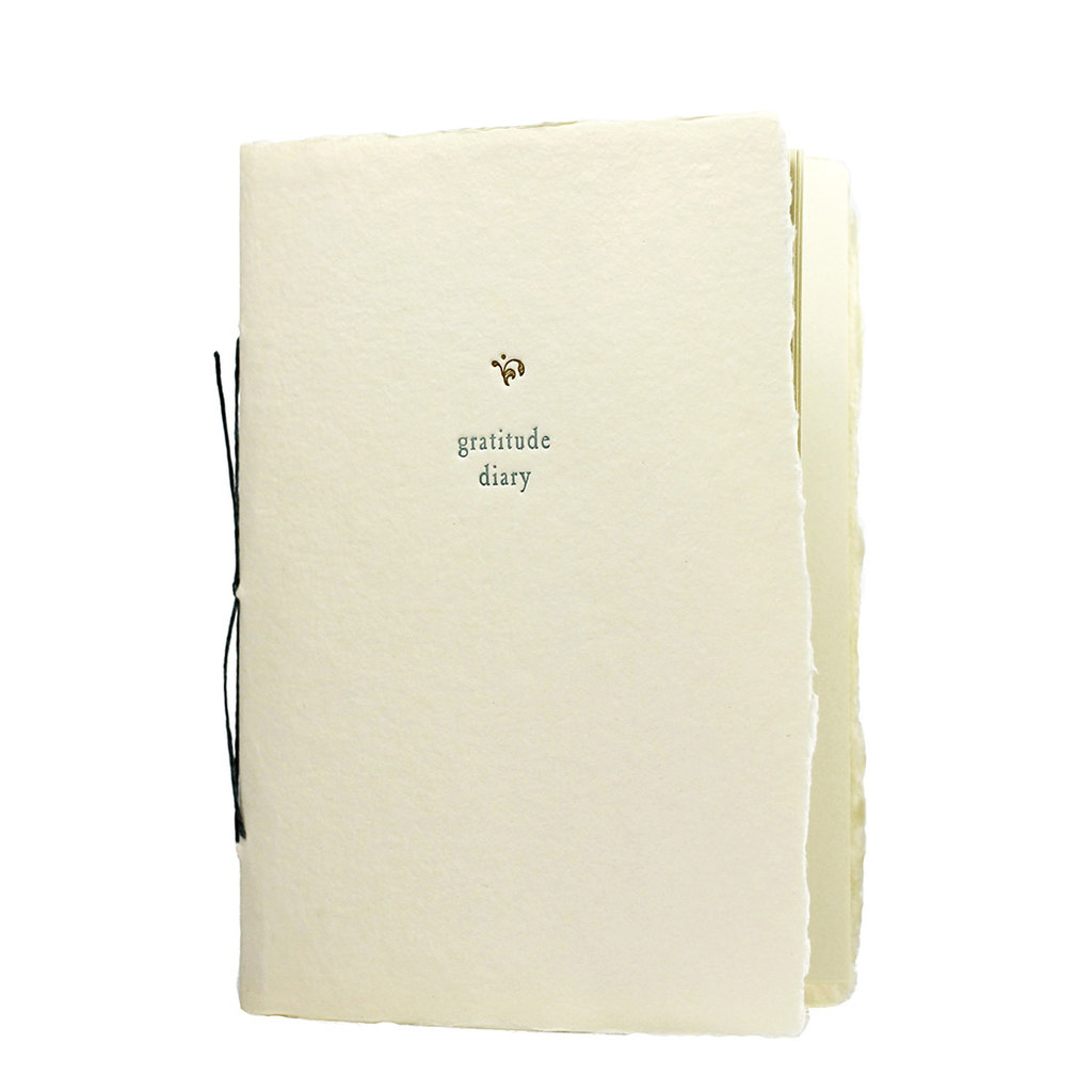 Oblation Papers & Press Gratitude Diary Small Salutation Diary