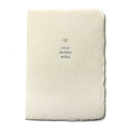 Oblation Papers & Press Sweet Birthday Wishes Small Salutation