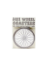 HWG Bike Wheel Coasters