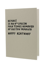 Hat + Wig + Glove Beyonce is an 8th cousin Happy Birthday