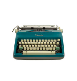 Olympia De Luxe Turquoise