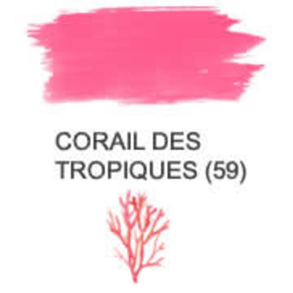 J. Herbin J Herbin Bottled Ink Corail des Tropiques 10ml