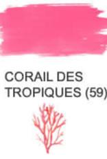 J. Herbin J Herbin Bottled Ink Corail des Tropiques