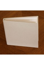 Event Guest Book Photo Album Natural Linen
