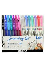 Mildliner Journaling Set 12 pack