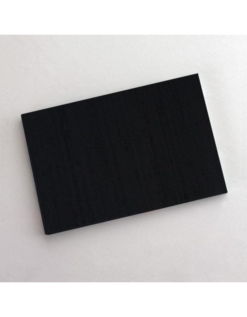 Guest Book Black Lined