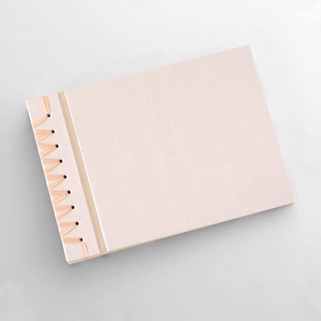 Handmade Photo Album Large Blush