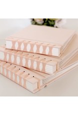 Handmade Photo Album Large Blush