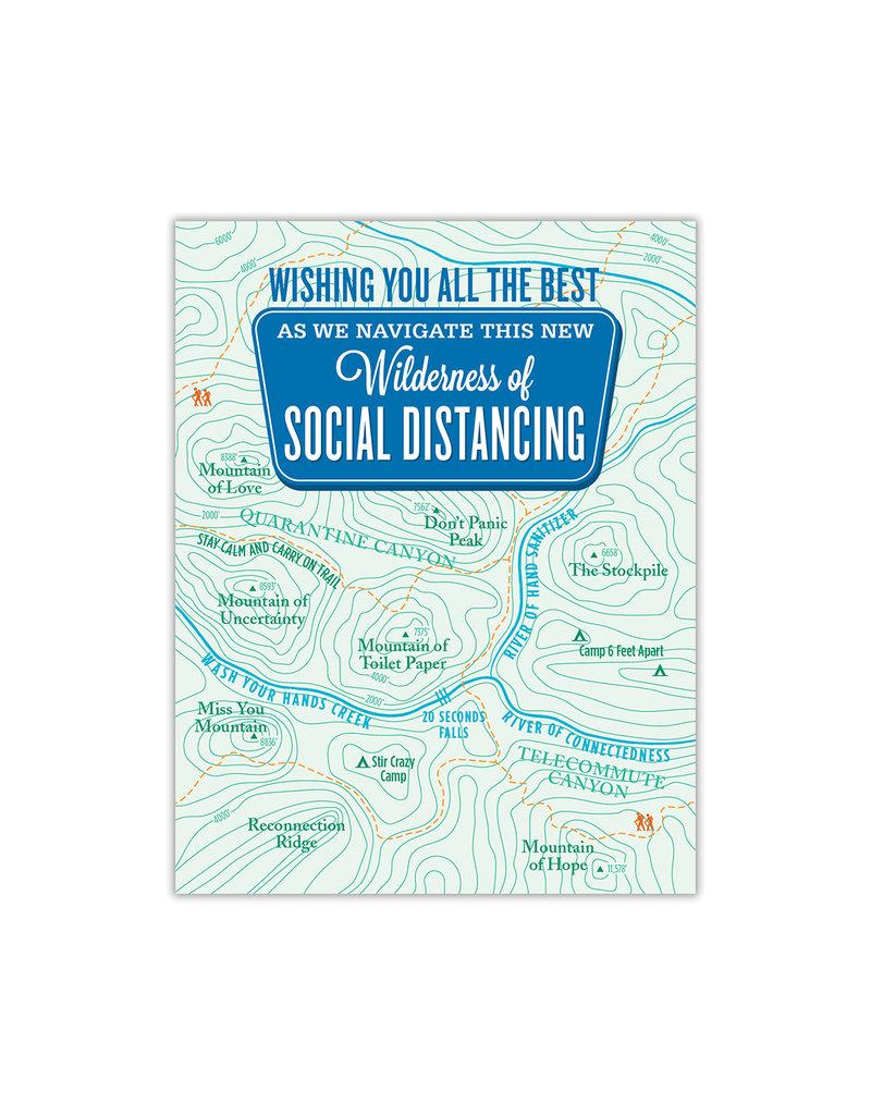 Social Distancing Wilderness