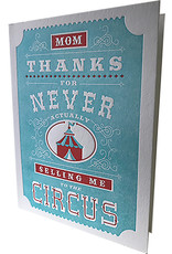Mother's Day Circus
