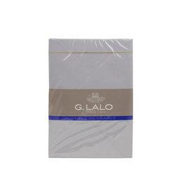 G. Lalo G. Lalo Envelopes Dark Grey