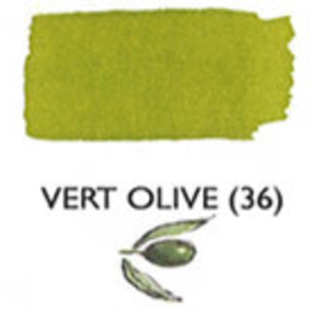 J. Herbin J Herbin Bottled Ink Vert Olive 10ml