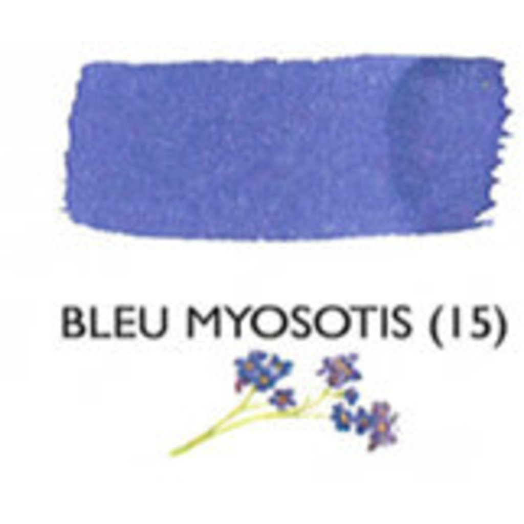 J. Herbin J Herbin Bottled Ink Bleu Myosotis 30ml