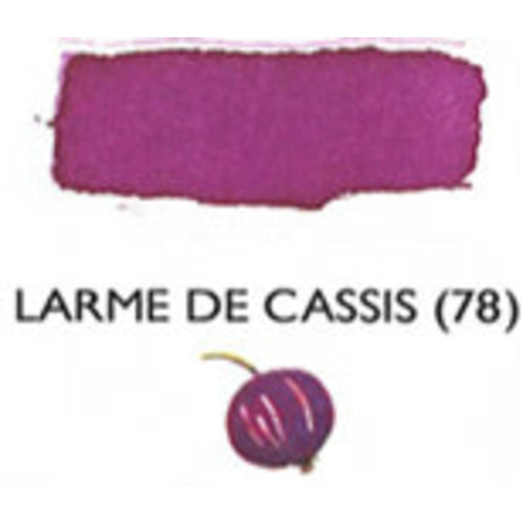 J. Herbin J Herbin Bottled Ink Larmes De Cassis 30ml